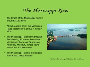 United States Rivers