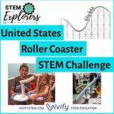 United States Roller Coaster STEM Challenge - Engineering Design