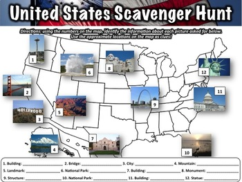United States Scavenger Hunt on map of north central usa, map of usa with states and cities, map of usa and mexico, map of mountain usa, mid east map of usa, map of united states and canada with cities, map of western usa, map of usa and aruba, middle east usa, the middle of the usa, map of madison usa, map of eastern usa, map of old usa, map of central united states, map of usa with scale, united states maps usa, new york on map of usa, map of the lower usa, big map of usa, carte usa,