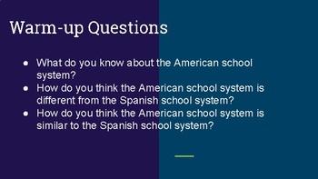 United States School System