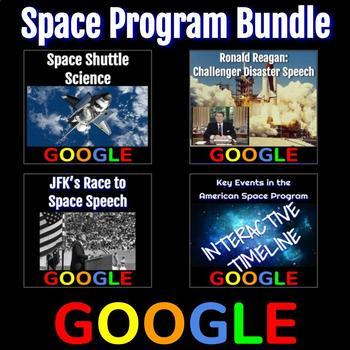 United States Space Program Bundle