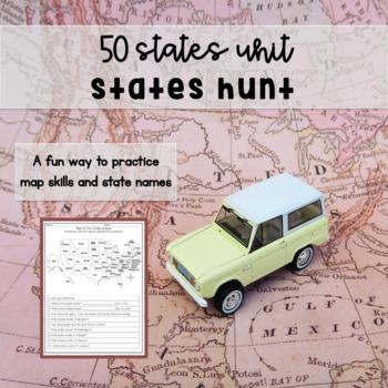 United States ~ States Hunt