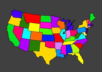 States and Capitals Games