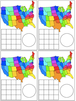 United States Sticker Charts