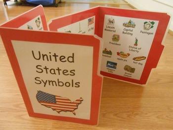 United States Symbols Folder