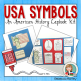 United States Symbols Lapbook Kit