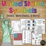 United States Symbols Mega Unit {Posters, Books, Activities, Worksheets} US