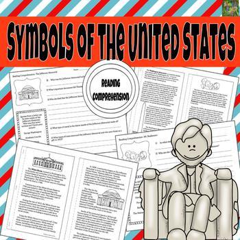 United States Symbols - Reading Comprehension