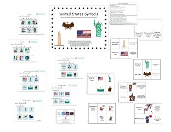 Adapted United States Symbols and Traditions (VAAP HS-C2)