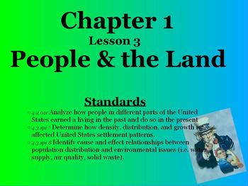 United States: The Early Years - Chapter 1 - Promethean Acitivities