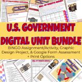 United States (U.S.) Government Unit Digital BUNDLE (Google App)