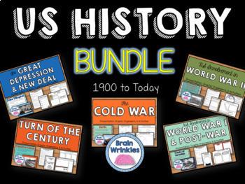 United States Unit BUNDLE -- History