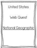 United States Web Quest
