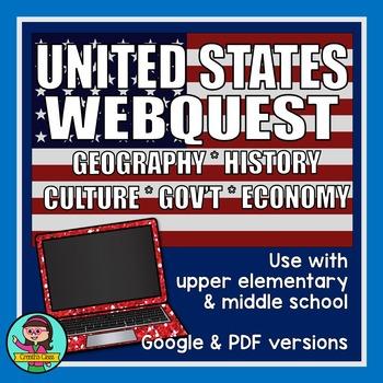 United States Webquest
