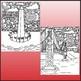 United States Coloring Pages, Zen Doodles