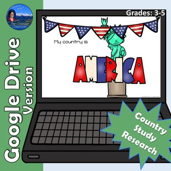 United States of America Country Study - Google Drive Version