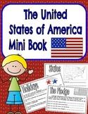 United States of America -Mini Book