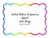 United States of America Report Unit Study