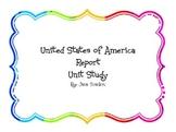 United States of America Report Unit Study