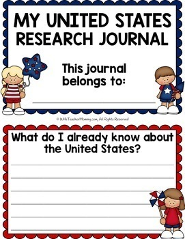 USA Unit- A United States Research Unit! State Reports