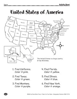 United States of America: States