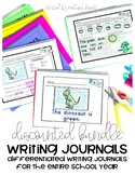 Differentiated Writing Curriculum- Level's 1-7 (Discounted