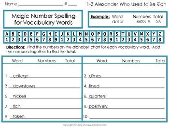 Units 1, 2 Vocabulary/Spelling