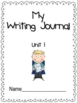 Units 1-6 Writing Prompts Bundle Pack Treasures Series, First Grade