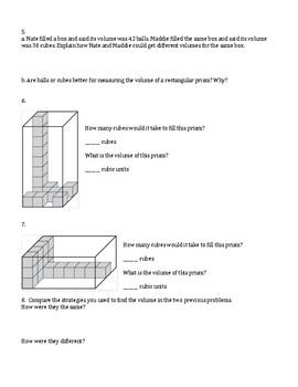 Units 1-8 Test Reviews and Answer Keys - 5th Grade Everyday Mathematics / EDM 4