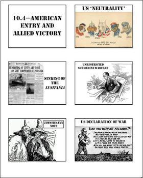 Units 9-10 Curriculum Bundle World History (Industrialization, Imperialism, WWI)