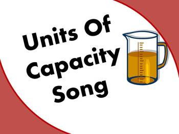 Units Of Capacity Song (Pop Goes The Weasel Parody)