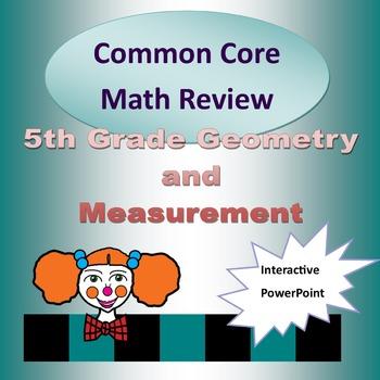 Units Six & Seven Common Core Review for 5th Grade
