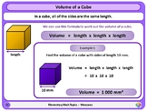 Units: Volume (Metric & Imperial) for High School Math