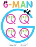 Units of Capacity G-Man Model {Free Printable}