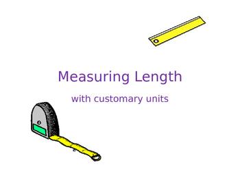 Units of Customary Length