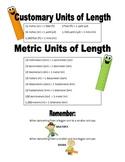 Units of Length Handout