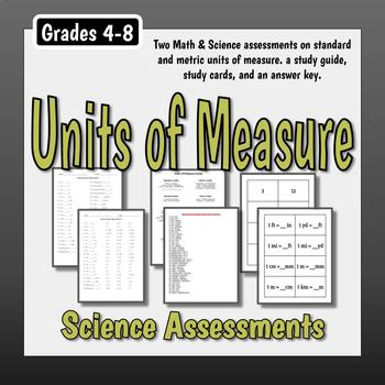 Measurement Units Quiz