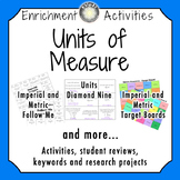 Units of Measure Activities