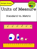 Units of Measure: Standard vs Metric