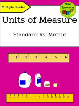 Units of Measure: Standard vs Metric
