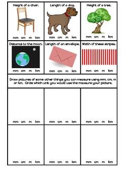 Units of Measurement - Metric