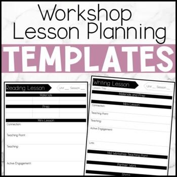 Workshop Model Planning Template