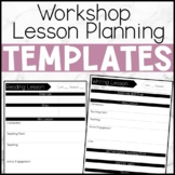 Workshop Model Planning Template