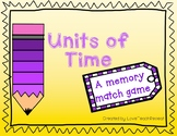 Units of Time: A Memory Match Game