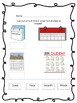 Units of Time Printable- Day, Week, Month, Year!