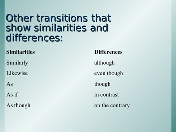 Unity and Coherence