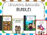 Univers Social BUNDLE