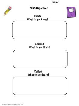 Critical Thinking Graphic Organizer