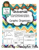 Universal Comprehension Graphic Organizers (Common Core Vocabulary)