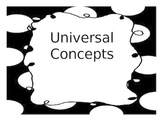 Universal Concepts Header